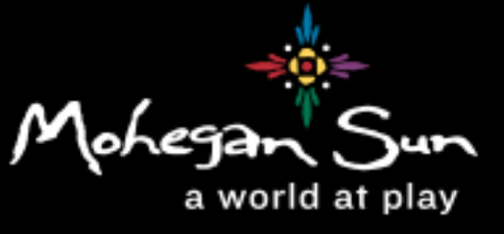 Mohegan Sun logo black